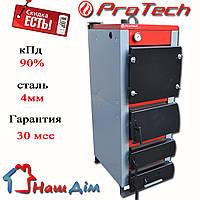 Котел твердотопливный Protech ТТ 80 Smart MW (Протек, Протеч)