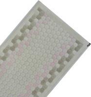 Набор ковриков для ванной и туалета  Arya İnci розовый