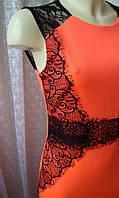 Платье модное кружево Sisters Point р.46-48 6794, фото 1