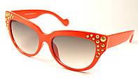 Женские красные очки оптом (56430 кр)