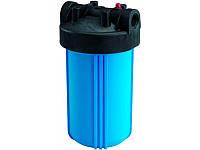 """Магистральний фильтр ВВ10 для холодной воды, прозрачный 1"""""""