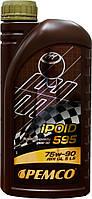 PEMCO iPOID 595 SAE 75W-90 Масло трансмиссионное 1 л (57189)| ПРОДАЖА ОТ 5 ШТ.