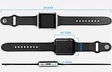 Розумні годинник Smart Watch A1 - Red, фото 6