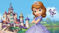 Вафельная картинка для тортов Modecor Принцесса София 6
