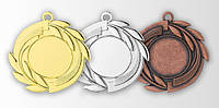 Медаль наградная «MD 88» металлическая