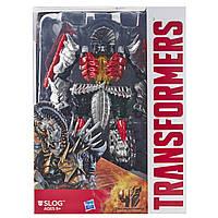 Игрушка трансформер Динобот Слаг Transformers Generation 1 Voyager Class Slog Action Figure