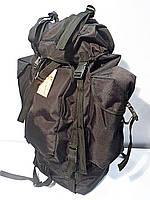 Туристический армейский  эксклюзивный рюкзак Cordura 1200 den на 75 литров чёрный. Армия, спорт, туризм, охота