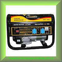 Электрогенератор бензиновый Forte FG2500