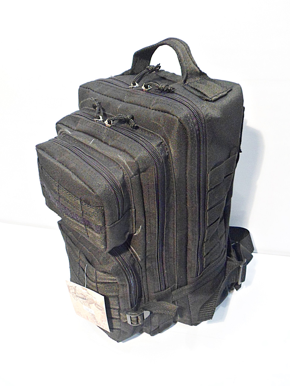 """Тактический, штурмовой супер-крепкий рюкзак 25 литров черный - Тактические рюкзаки, сумки, барсетки ТМ """" 5.15.b """" в Харькове"""