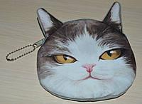 Кошелек котик