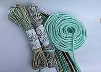 Шнур (фал) полиамидный (капроновый) вязаный 5,5 мм