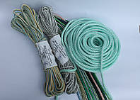 Шнур (фал) полиамидный (капроновый) вязаный 8мм