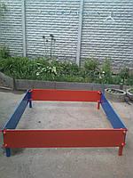 Песочница для детской площадки.