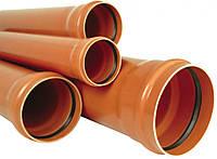 VALROM 110х2.2 мм*3000 мм SN2 Труба канализационная внешняя (50602)| ПРОДАЖА ОТ 5 ШТ.