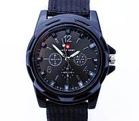 Мужские часы Swiss army черные