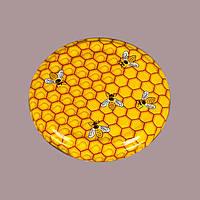 Крышка закручивающаяся медовая Твист-офф 82 мм для стеклянной банки