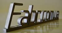 Изготовление эмблем, логотипов и объемных букв из листового материала