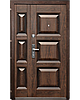 Двери «СЕЗОН ПЛЮС» 1200 молоток\тефлон - модель 143+
