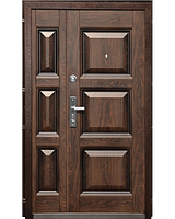 Двери «СЕЗОН ПЛЮС» 1200 молоток\тефлон - модель 143+, фото 1