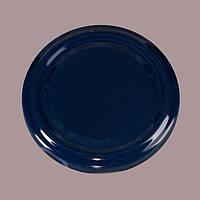 Крышка ТО 82 мм синяя