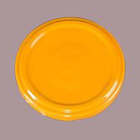 Крышка винтовая желтая ТО 82 мм
