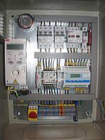 Автоматика приточных систем вентиляции с водяным нагревателем