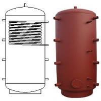 Бак акумулятор ВТА-2 (1 теплообменник)