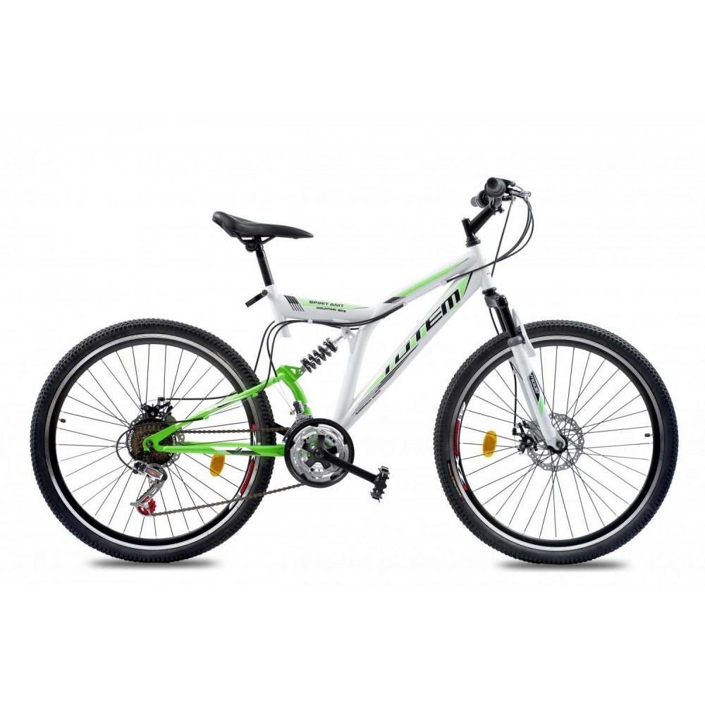Велосипед горный двухподвесный Totem Spirit 26 AMT