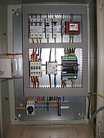 Автоматика приточных систем вентиляции с электрическим нагревателем