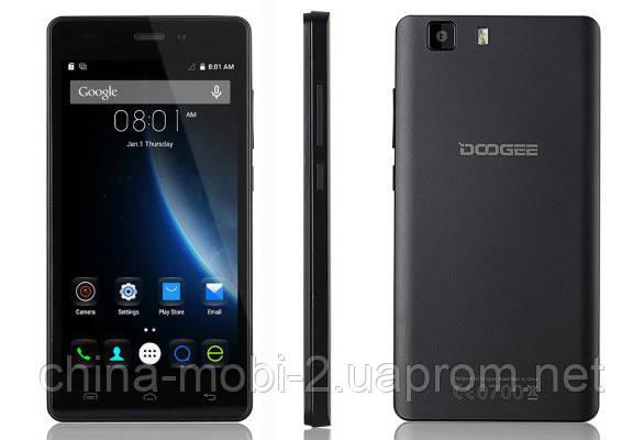 Смартфон Doogee X5 8Gb Black