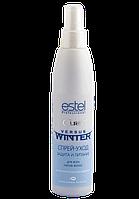 Спрей-уход для волос CUREX VERSUS WINTER Защита и питание с антистатическим эффектом 200 мл