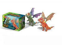 Детская игрушка Динозавр 6653, ходит, светится, рычит, цвета в ассортименте, коробка