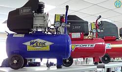 Компрессор Werk BM 50 (200 л/мин.)