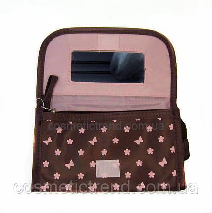 Косметичка женская для сумки Butterfly 591102 Vilins (Польша) 20*14*6 см, фото 2