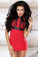 Красное мини-платье Masterpiece Lolitta