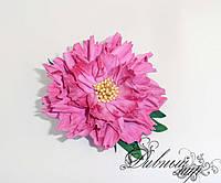1671-заколка с цветами