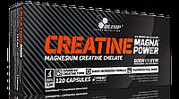 Olimp Creatine Magna Power 120 caps, фото 1