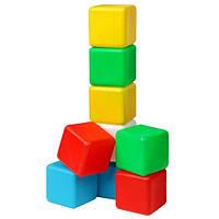 """Кубики детские цветные """"№ 9"""""""