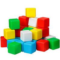 """Кубики детские цветные """"№27"""""""