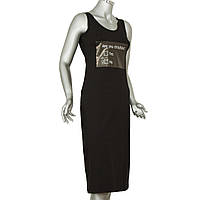 Чёрное платье - майка, фото 1