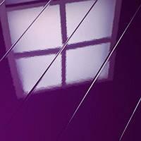 Ламинат HDM Superglanz floor Sensative Суперглянец  Сенсатив 772304 Фиолетовый