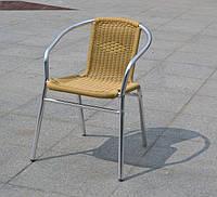 Алюминиевый стул