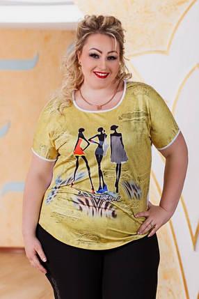 Женская футболка , фото 2