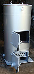 Котел твердотопливный КСТ-50, КСТ-80, КСТ-100