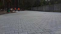 Укладка Фэм больших площадей от 1000м2