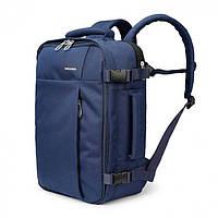 Рюкзак дорожный Tucano TUGO' M CABIN 15.6 (blue), BKTUG-M-B
