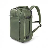Рюкзак дорожный Tucano TUGO' M CABIN 15.6 (green), BKTUG-M-V