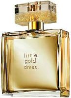 Парфюмерная женская  вода Little Gold Dress (ЛИТЛ ГОЛД ДРЭС) Avon (Эйвон,Ейвон) 50 мл