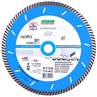 Круг алмазный отрезной Distar Turbo Extra Aero (230x2.6x10x22.23 мм) (43816)