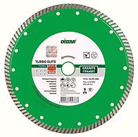 Круг алмазный отрезной Distar Turbo Elite Aero (230x2.6x10x22.23 мм) (44197)| ПРОДАЖА ОТ 5 ШТ.